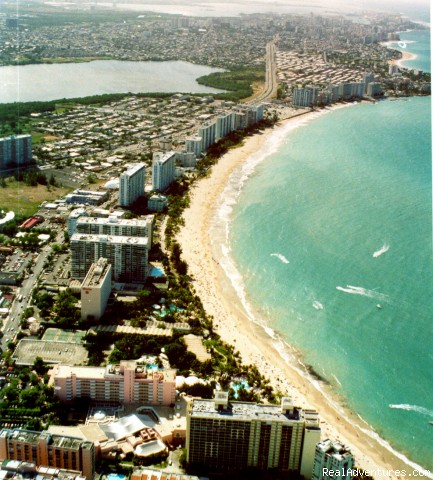 Isla Verde Beach Area - Best Beach Area in Isla Verde Beach Area, San Juan