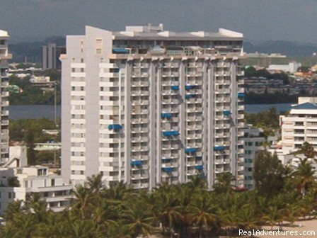 Marbella ocean front apartments - Best Beach Area in Isla Verde Beach Area, San Juan