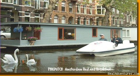 Phildutch Amsterdam Bed and Breakfast Bed & Breakfasts Amsterdam, Netherlands