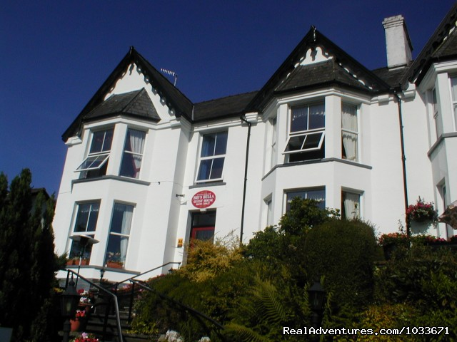 Charming Victorian Guest House in the Snowdonia Betws-y-Coed, United Kingdom Bed & Breakfasts