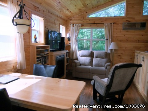 14 Cabin - By d'Bay,Next to Terra Nova Nat Park & Golf Course