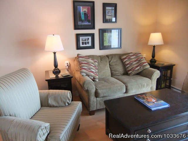 11 Living Room - By d'Bay,Next to Terra Nova Nat Park & Golf Course