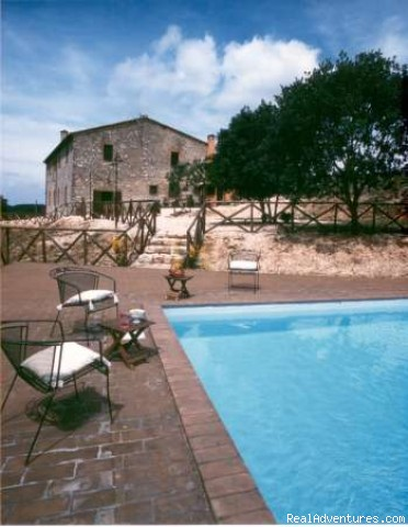 Charming B&B  Podere Costa Romana