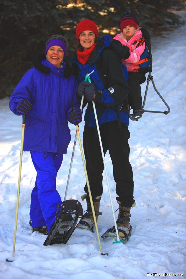 Winter activities | Image #10/14 | Family and Group fun in our lodges and cabins.