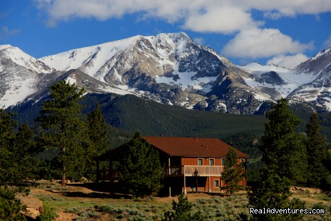 Family and Group fun in our lodges and cabins. Estes Park, Colorado Hotels & Resorts