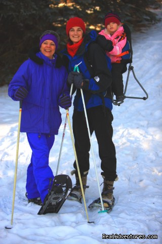 Winter activities (#12 of 16) - Family and Group fun in our lodges and cabins.