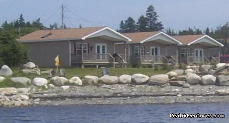 Romantic Oceanfront Cottage Nova Scotia: Ocean View Cottages