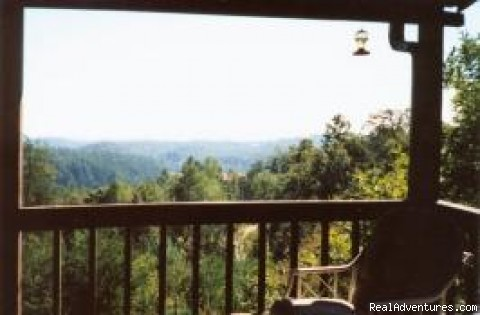 - Blue Ridge Mtn Vacation Cabins-View-Water-Hot Tubs