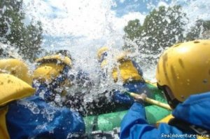 Colorado Adventures - Raft, Zip & Horseback Buena Vista, Colorado Rafting Trips