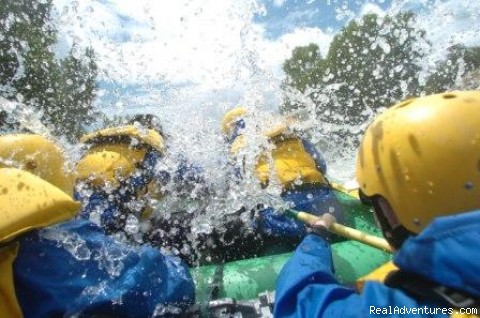 Colorado Adventures - Raft, Zip & Horseback Rafting Trips Colorado
