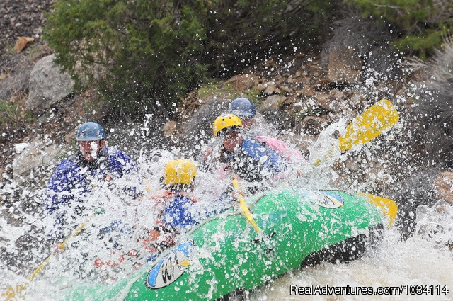 Top quality equipment - Colorado Adventures - Rafting, Biking and Horses