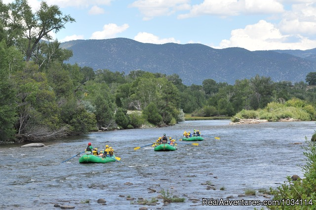- Colorado Adventures - Rafting, Biking and Horses