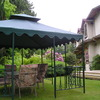 Enjoy a BBQ or picnic in the garden gazebo.