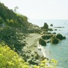a green oasis on the sea of Cinque Terre