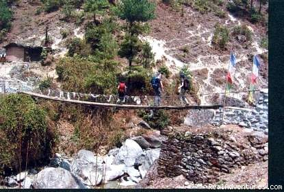 early book trekking in nepal  kathmandu  nepal hiking   trekking realadventures