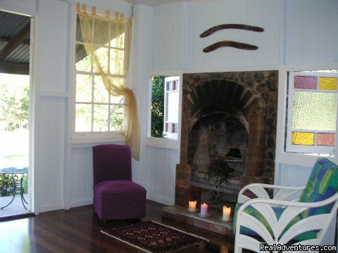 Bottlebrush Cottage is our most private cottage | Image #7/9 | In the Heart of the Noosa Hinterland