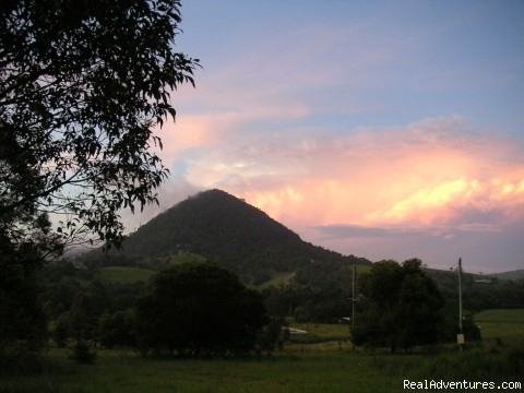 Glorious Sunsets! - In the Heart of the Noosa Hinterland