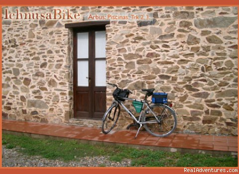 Accomodation, Piscinas - Ichnusabike Across Sardinia