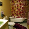Bathroom Cabin 1
