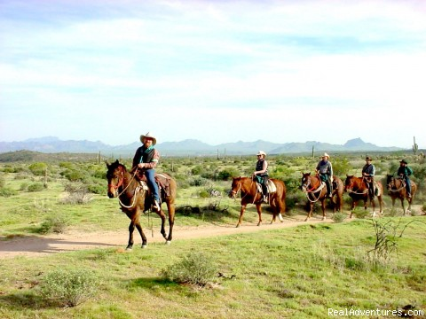 Michael Martin Murphey - Arizona - Wilderness Horseback Pack Trips