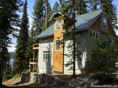 4-Season Family Vacation Homes - LAKESIDE McCall, Idaho, Idaho Vacation Rentals