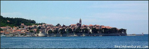 The mediaeval town of Korcula (#4 of 7) - Cruises in Croatia & on Dalmatian Coast