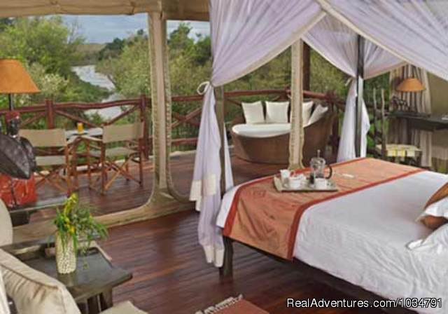 Ashnil mara lodge - See animals in their real natural habitant
