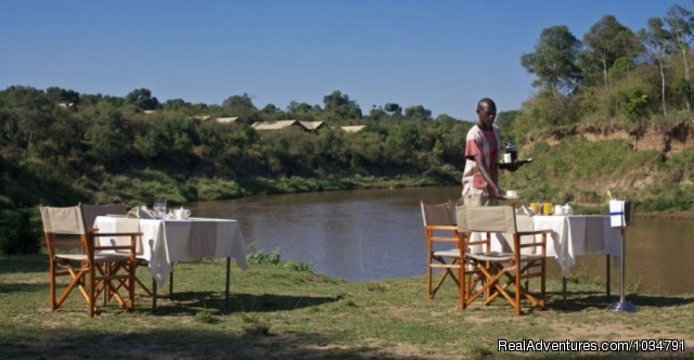 Mara river - See animals in their real natural habitant