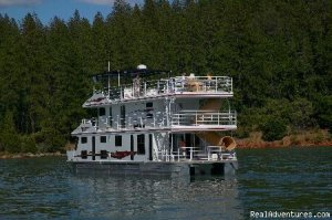 The Ultimate Vacation on a Luxury Houseboat Redding, California Vacation Rentals