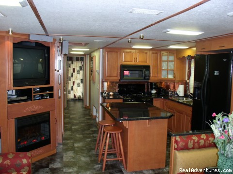 Our luxurious interiors! - The Ultimate Vacation on a Luxury Houseboat