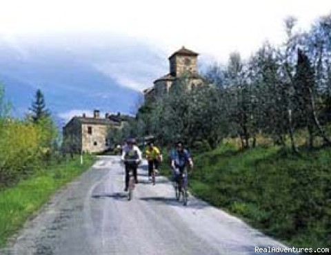 Exploring Tuscany by bike (#1 of 12) - Bike Tours in Europe -- BikeToursDirect