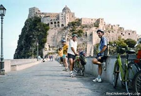 Capri by bike (#3 of 12) - Bike Tours in Europe -- BikeToursDirect
