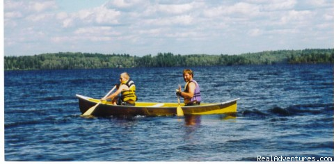 Canoe Adventure - Spend a Semester In The Canadian Wilderness