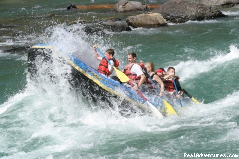 Half Day Whitewater  Adventure - Outdoor  Adventures at Glacier National Park