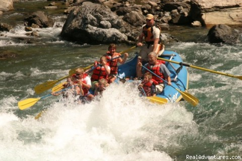 Full Day Rafting Adventure - Outdoor  Adventures at Glacier National Park
