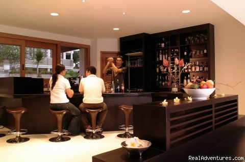 Bar & Restaurant - Villa Hening