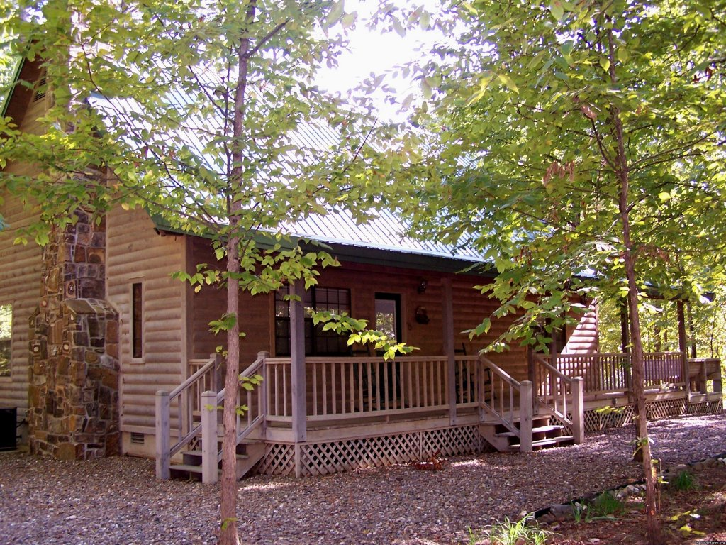 Almost Heaven Cabin | Image #7/7 | Luxury Cabins at Beavers Bend Resort Park