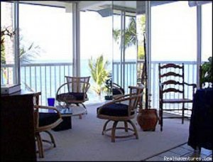 Absolute Oceanfront * Magnificent Sunsets Vacation Rentals Kailua Kona, Hawaii