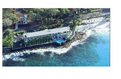 Kona Magic Sands condo resort | Image #3/9 | Absolute Oceanfront * Magnificent Sunsets