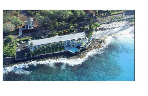 Kona Magic Sands condo resort - Absolute Oceanfront * Magnificent Sunsets