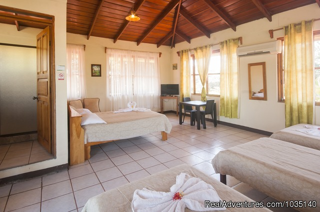 Family Room - The Best Overnights Close To An Active Volcano