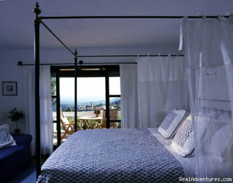 One of the Smaller Studio Suites - Soft Nights & Sweet Views in Mallorca's Mountains