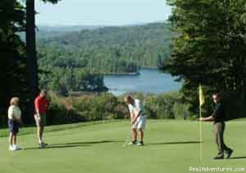 The Links at Poland Spring | Image #3/8 | Maine's Best Vacation Value Poland Spring Resort