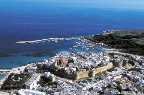 - Learn Italian in Apulia by the sea