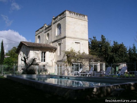 Watch Tower Castle SAINT CAPRAIS DE BORDEAUX, France Vacation Rentals