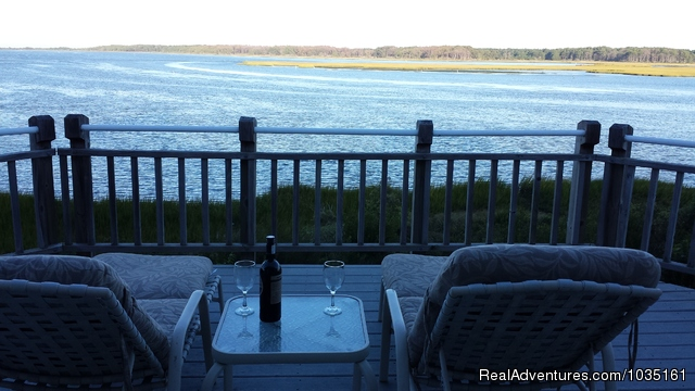 Chincoteague Island Waterfront Home Chincoteague Island, Virginia Vacation Rentals