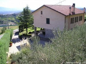 Located on a panoramic site, upon the sunny hills Perugia, Italy Bed & Breakfasts