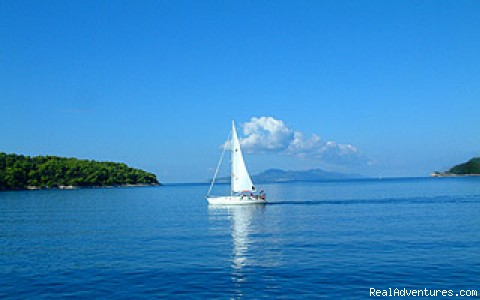 Adventure Sailing Sailing in Dubrovnik - Elafiti Islands