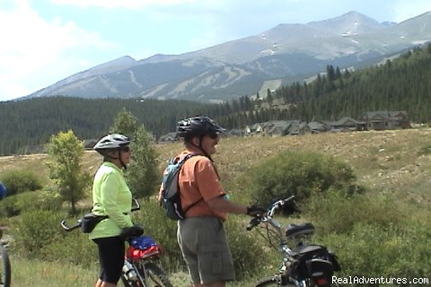 Colorado Bicycle Tours: See Colorado from a bicycle!