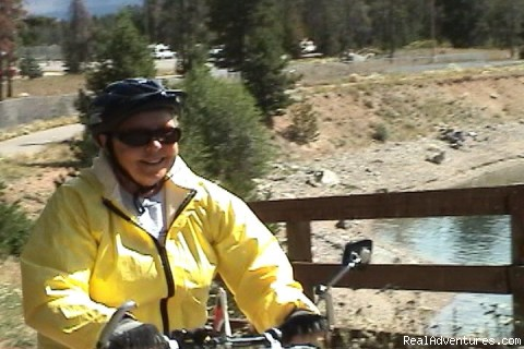You'll be all smiles! - Colorado Bicycle Tours